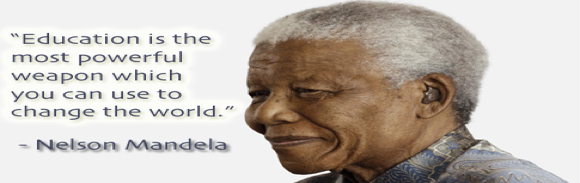 a personal selection of nelson mandela best quotes m a escotet